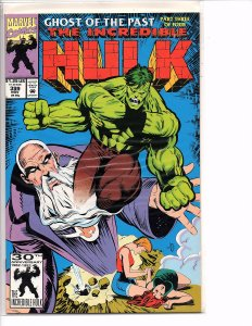Marvel Comics The Incredible Hulk #399 Avengers, Dr. Strange, U-Foes, FF