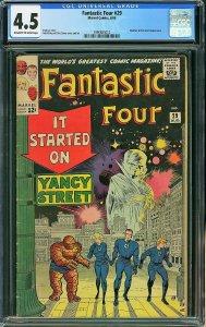 Fantastic Four #29 (Marvel, 1964)
