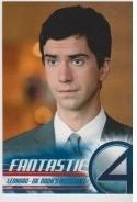 2005 Upper Deck Fantastic Four Movie LEONARD-DR. DOOM'S ASSISTANT #9