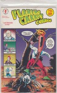 Flaming Carrot Comics #29 (1992)