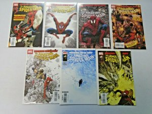 Amazing Spider-Man Comic Lot From: #551-590 19 Different 8.0 VF (2008-2009)