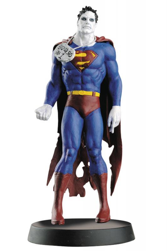 DC Superhero Collection #17 Bizarro Figure w/Booklet (Eaglemoss, 2016) New!