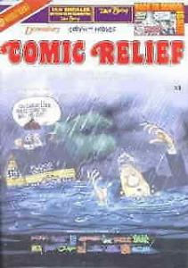 Comic Relief (magazine) #56 FN; Page One | save on shipping - details inside