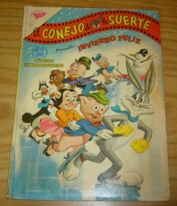 Conejo de la Suerte Annual #1 VG; Novaro | low grade comic - save on shipping -