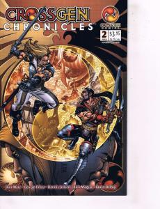 Lot Of 2 Crossgen Chronicles Comic Books # 2 & 3 Ron Marz George Perez J91