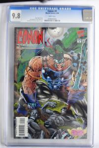 Conan #9 9.8 Low Print Run