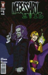 Necessary Evil #9 VF/NM; Desperado | save on shipping - details inside