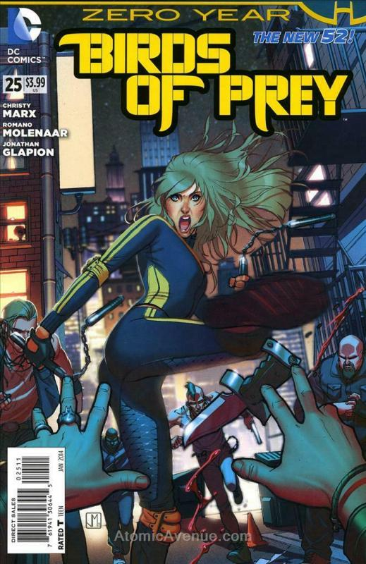 Birds of Prey (3rd Series) #25 VF/NM; DC | save on shipping - details inside