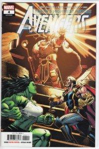 Avengers #4 (2018) AW121