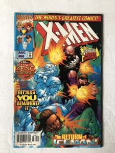 X-Men #66 (1997)