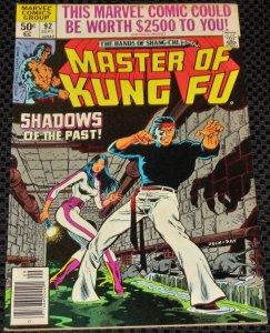 Master of Kung Fu #92 (1980)