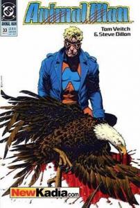 Animal Man (1988 series) #33, NM- (Stock photo)