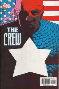 Crew #5, VF (Stock photo)