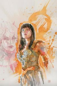 XENA WARRIOR PRINCESS (2019 DYNAMITE) #2 VARIANT 1:10 MACK VIRGIN PRESALE-05/15