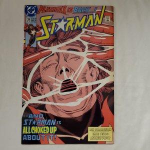 Starman 39 Very Fine Cover by Joe Rubinstein