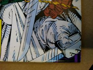Marvel Age #102 - Preview of X-Force Rob Liefeld Marvel Comics 1991