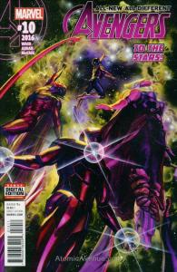 All-New, All-Different Avengers #10 VF/NM; Marvel | save on shipping - details i