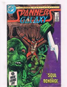 Spanners Galaxy #3 VF DC Comics Comic Book Feb 1985 DE30
