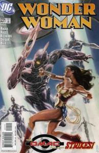 Wonder Woman (1987 series) #221, NM (Stock photo)