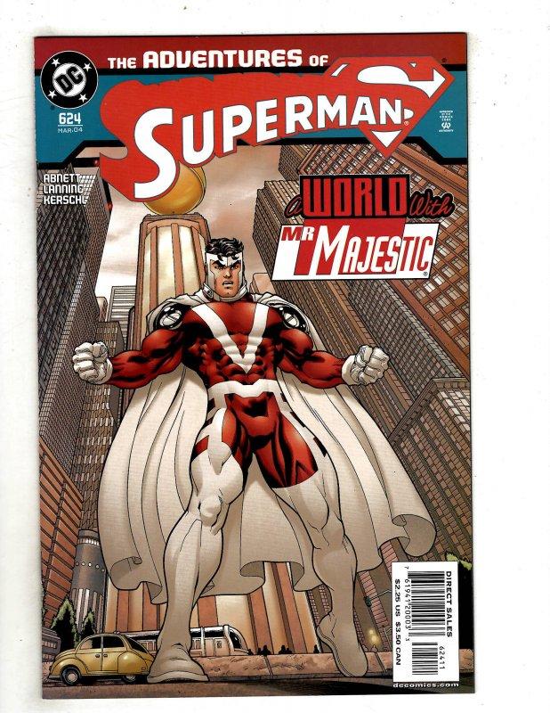Adventures of Superman #624 (2004) OF42