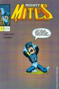 MIGHTY MITES #2, VF, Continuum Comics, 1992  more Indies in store