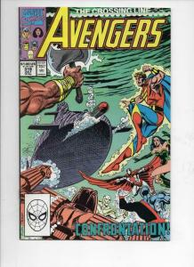 AVENGERS #319, VF/NM, Captain, Thor, Iron Man, 1963 1990, more Marvel in store