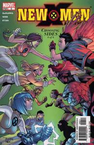 New X-Men (2nd Series) #6 VF/NM; Marvel   save on shipping - details inside