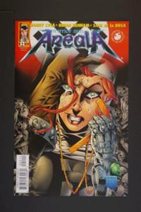 Warrior Nun Areala #2 September 1997. Antarctic Press