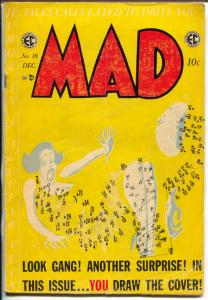 MAD #18 1954-EC-Wally Wood-Will Elder-Alice in Wonderland-Jack Davis-VG