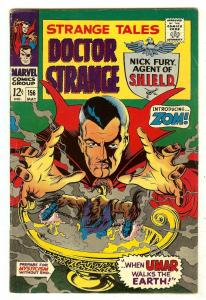 Strange Tales 156   Steranko