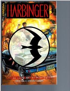 Harbinger #1 (1993)