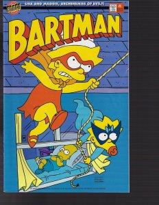 Bartman #5 (Bongo, 1994) NM