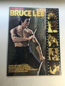 The Best Of Bruce Lee Nm- Near Mint- 9.2 1974 Magazine