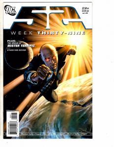 Lot Of 7 52 DC Comic Books # 39 40 41 42 43 44 45 Weeks Batman Superman J214