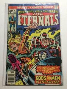 Eternals 6 Fine- Fn- 5.5 Marvel