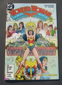 Wonder Woman #1 NM/NM+ 9.4~9.6 White Pages 1st App. Cheetah DC Comic Book