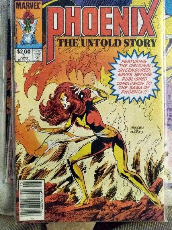 Phoenix: The Untold Story #1 (1984)
