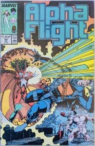 Alpha Flight #60 (1988)