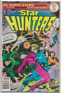 DC Super-Stars   #16 FN Star Hunters