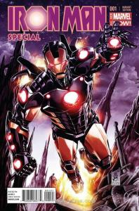 Iron Man (5th Series) Special #1A FN; Marvel   save on shipping - details inside