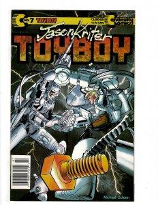 Toyboy #7 (1989) J607