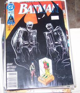 Batman #456 (Nov 1990, DC) tim drake robin
