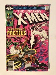X-Men #127 - Proteus Appearance