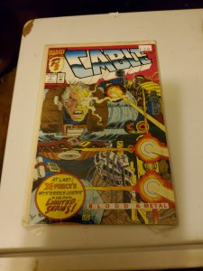 Cable: Sangue & Metal #1 (1996)