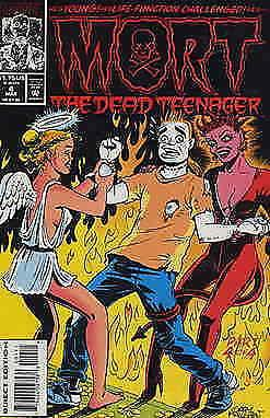 Mort the Dead Teenager #4 VF/NM; Marvel | combined shipping available - details
