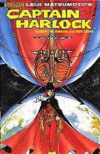 Captain Harlock #5 VF/NM; Eternity | save on shipping - details inside