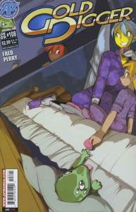 Gold Digger (3rd Series) #108 VF/NM; Antarctic   save on shipping - details insi