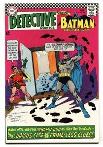 DETECTIVE COMICS #364-BATMAN-RIDDLER comic book