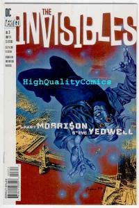 INVISIBLES #3,Grant Morrison,NM/M,Vertigo,1994,Volume 1