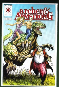 Archer & Armstrong #6 (1993)